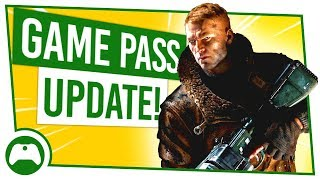 Xbox Game Pass Update | May 2019 | 9 New Games Added