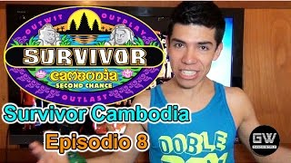 Survivor Cambodia, Episodio 8