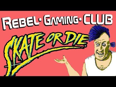 Rebel Gaming Club Skate or die Music Video