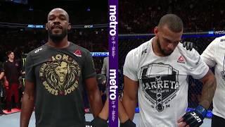 UFC 239: Джонс vs Сантос - Слова после боя