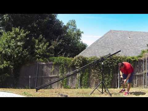 Advanced Digital 8 to 12 FT Jib Crane sold on Ebay - The Ultimate Review !