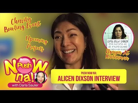 Push Now Na: Alice Dixson talks about her charity event and upcoming projects