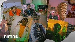 Смотреть клип Joyce Santana X Jon Z X Brray Ft. Gigolo & La Exce X Juanka - Vicky Remix