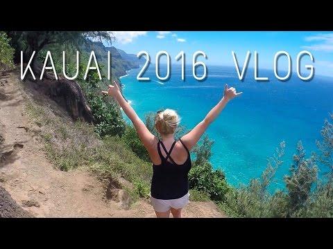 Kauai Vlog 2016 | Kiera Lynn