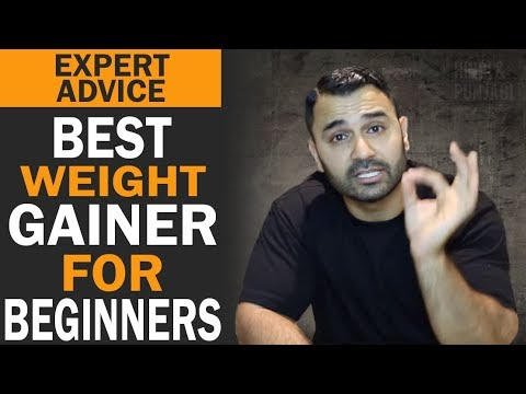 Best WEIGHT GAINER / MASS GAINER for Beginners! (Hindi / Punjabi)