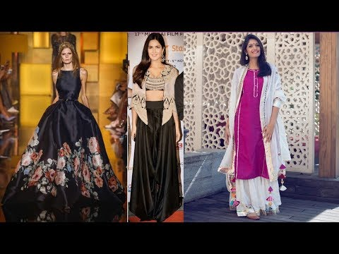 My Indo Western Outfit Ideas For 2018 (part 10)