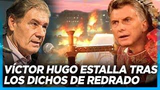 """""""Macri ordenó que aumente el dólar. Es Nerón incendiando Roma"""""""