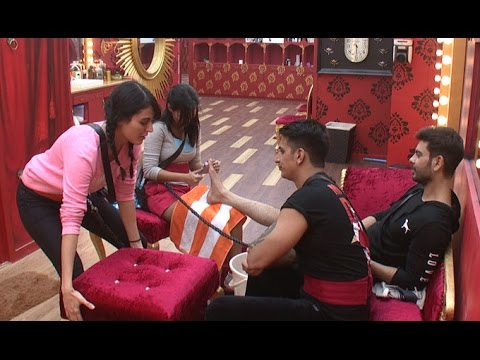 Bigg Boss 9 | Episode 2  - 13th October 2015 | Roopal and Ankit Break the Ice With Salman Khan