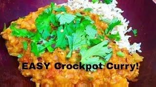 Vegan Low Fat Curry Recipe