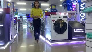 Máy giặt sấy LG Model F2515RTGW có tính năng gì