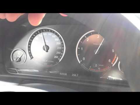 BMW 530d 0-120 km/h XDRIVE
