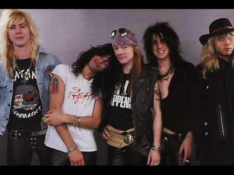 Guns N' Roses – MAMA KIN