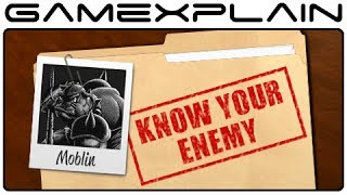 Know Your Enemy - Moblins (The Legend of Zelda)