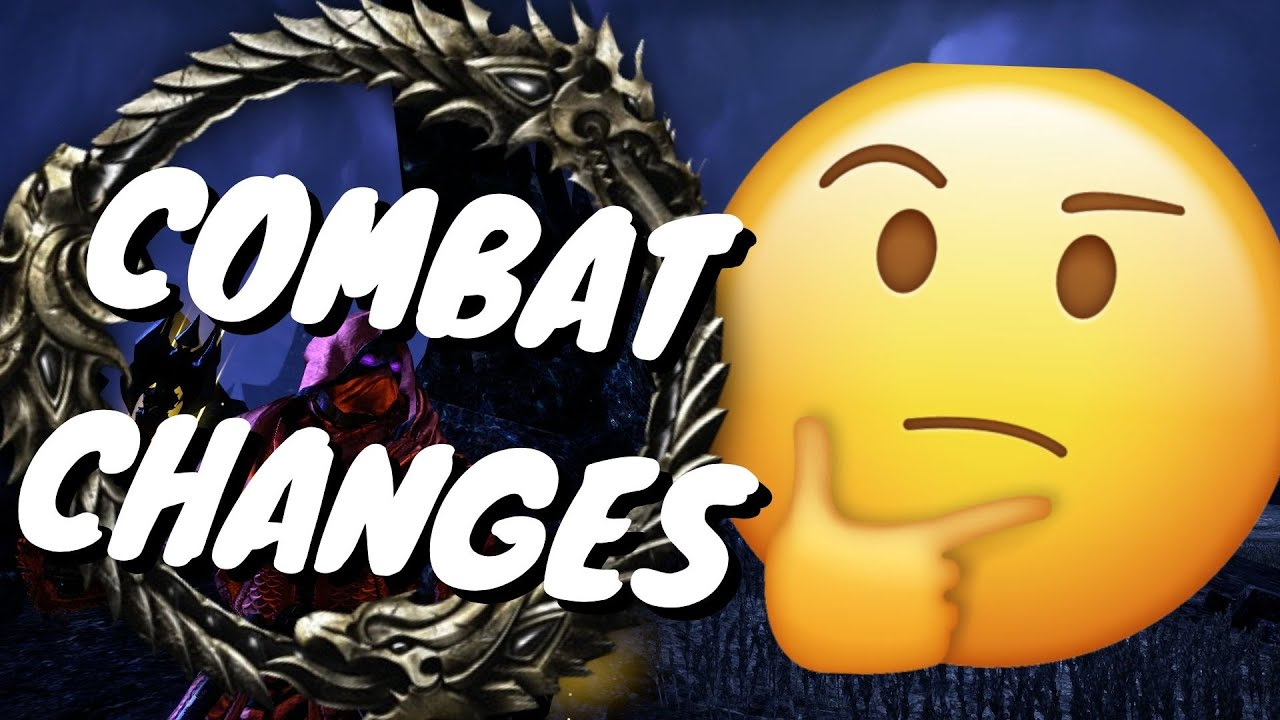 ESO - Combat Changes?