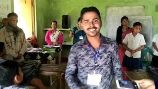 Social Team: MONALISHA ART ACADEMY At Japara M.E.School