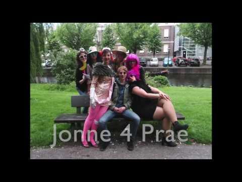 Kandidaat [Praeses]: Jonne Weijland