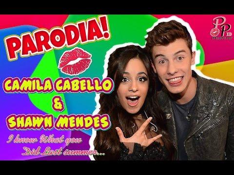 CAMILA CABELLO & SHAWN MENDES | PARODIA !!!...