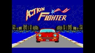 Action Fighter   Sega Master System   1986   Videoantwort @Thomaniac