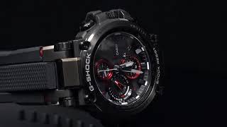 Обзор Casio G-Shock MTG-B1000B-1A