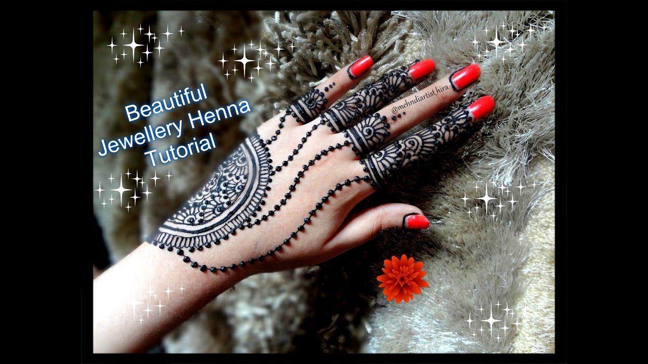 Henna Jewellery Mehndi : Mehndi designs for diwali. best u beautiful arabic floral