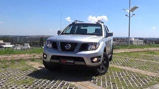 Avaliação Nissan Frontier SV Attack | Canal Top Speed