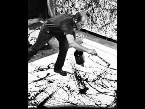 Jackson Pollock Biography - YouTube
