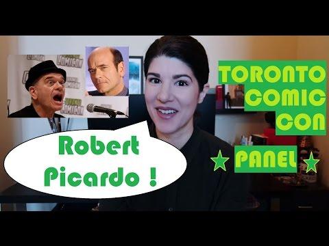 Robert Picardo Panel (FULL PANEL) - Toronto Comic Con 2017