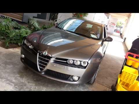 alfa-romeo-159-jts-gris-2013-colombia-xiii-salón-internacional-del-automóvil-bogota-2012-full-hd