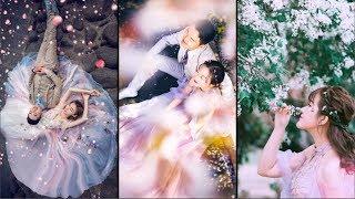 Những Bộ Ảnh Cưới Đẹp Ảo Diệu Mê Hồn - Amazing Wedding Photos