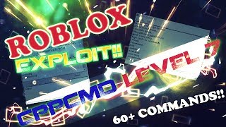 Roblox Exploit || Free Level 7 CPPCMD | 60+ Commands || 23 June 2017
