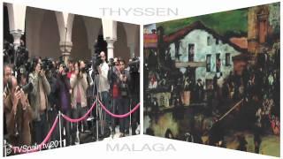 видео Музей Пикассо в Малаге
