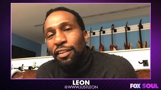 How Did Leon Get the Part of David Ruffin After 'The Five Heartbeats'? - The Mike & Donny Show