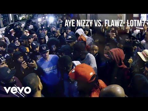 Aye Nizzy vs. Flawz - Lord of the Mics 7