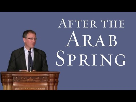 After the Arab Spring - Marc Lynch