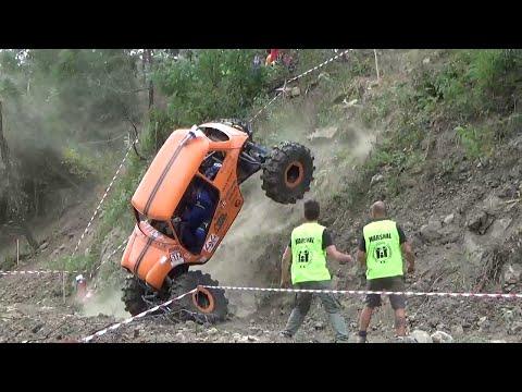 Gara Trial 4X4  2015  Pallerano di Monghidoro.