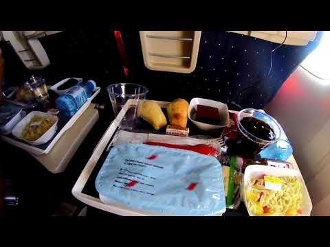 AIR FRANCE   Il De La Réunion To Paris Orly   Boeing 777-300ER   Economy