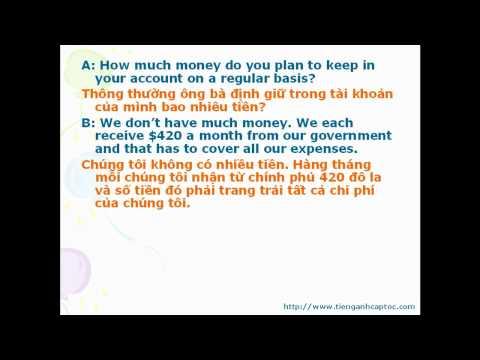 Tiếng Anh thương mại, tài chính, ngân hàng bài 1-1