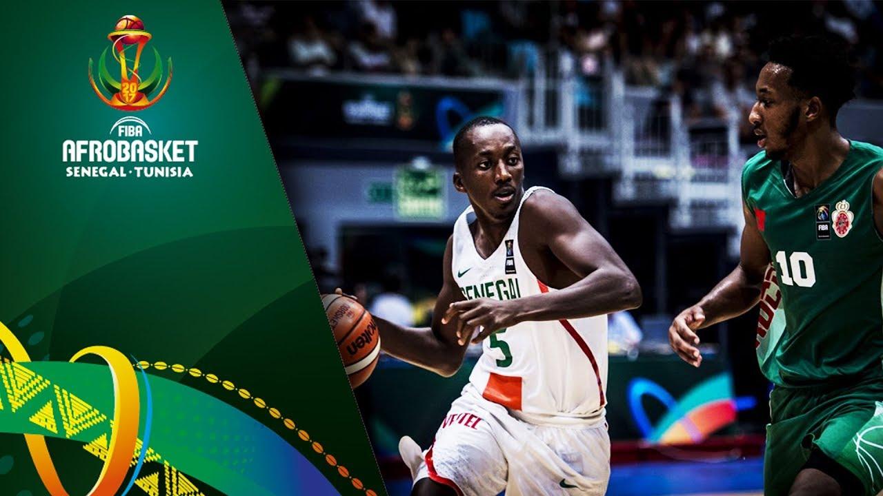 Senegal v Morocco - Full Game - 3rd Place - FIBA AfroBasket 2017