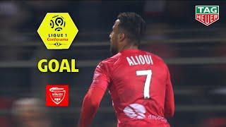 Goal Rachid ALIOUI (74') / Nîmes Olympique - AS Saint-Etienne (1-1) (NIMES-ASSE) / 2018-19
