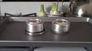 Pressurized Alcohol Stoves thumbnail
