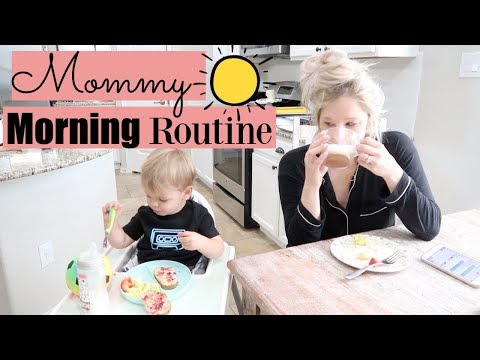MOMMY MORNING ROUTINE   SUMMER 2019   GET READY WITH ME