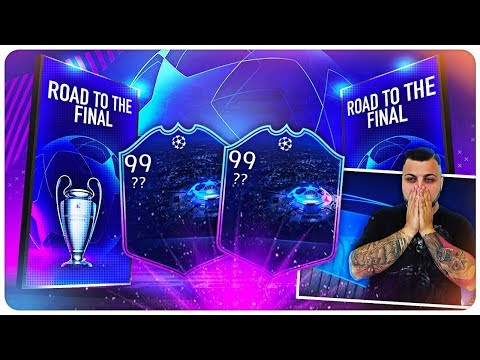 MEGA PACK OPENING NUOVE CARTE UCL !!! [FIFA 19]