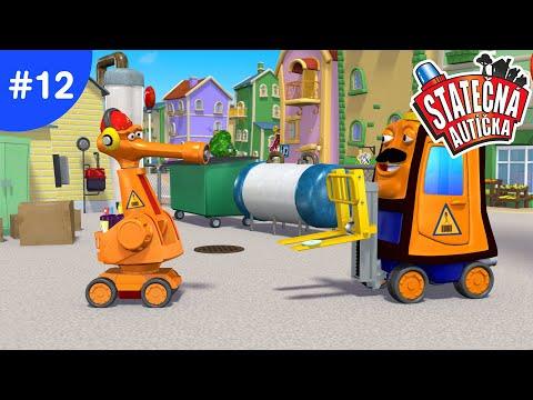 Statečná autíčka - Robůtkovo zdokonalení | Kreslené pro Děti | Animované pro Děti from YouTube · Duration:  11 minutes 1 seconds