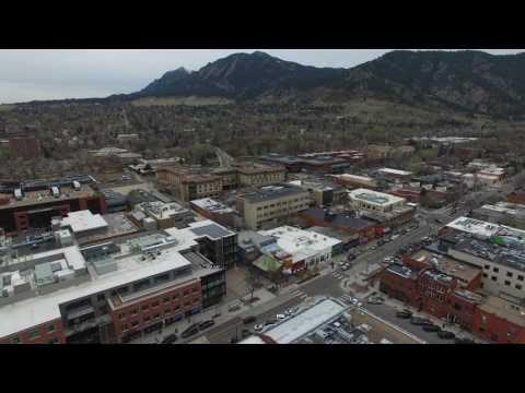 In Downtown Boulder Colorado Part 1