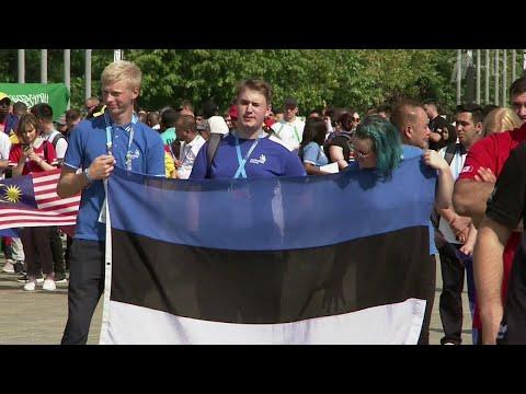 В Казани открывается чемпионат мира по профессиональному мастерству WorldSkills.