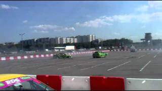 Экстрим Драйв на акции ГАИ за безопасность дорог.(, 2011-07-04T13:30:12.000Z)