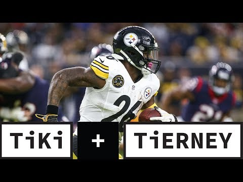 Is Le'Veon Bell out of shape? | Tiki and Tierney