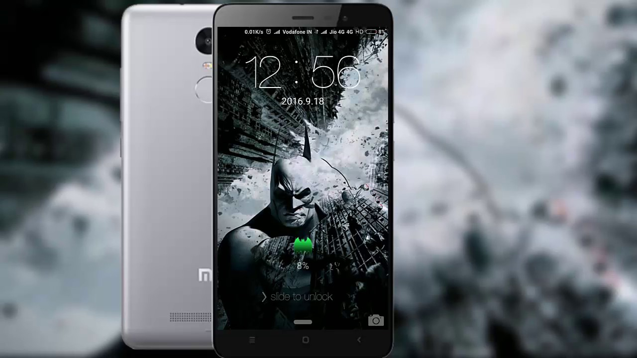 Theme For Xiaomi Redmi Note 4 For Android: Top 10 Themes For Redmi Note 4 / Redmi Note 3 / Redmi 4