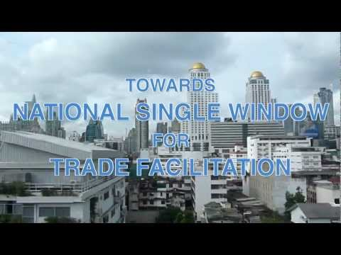 Towards National Single Window for Trade Facilitation: UNNEx