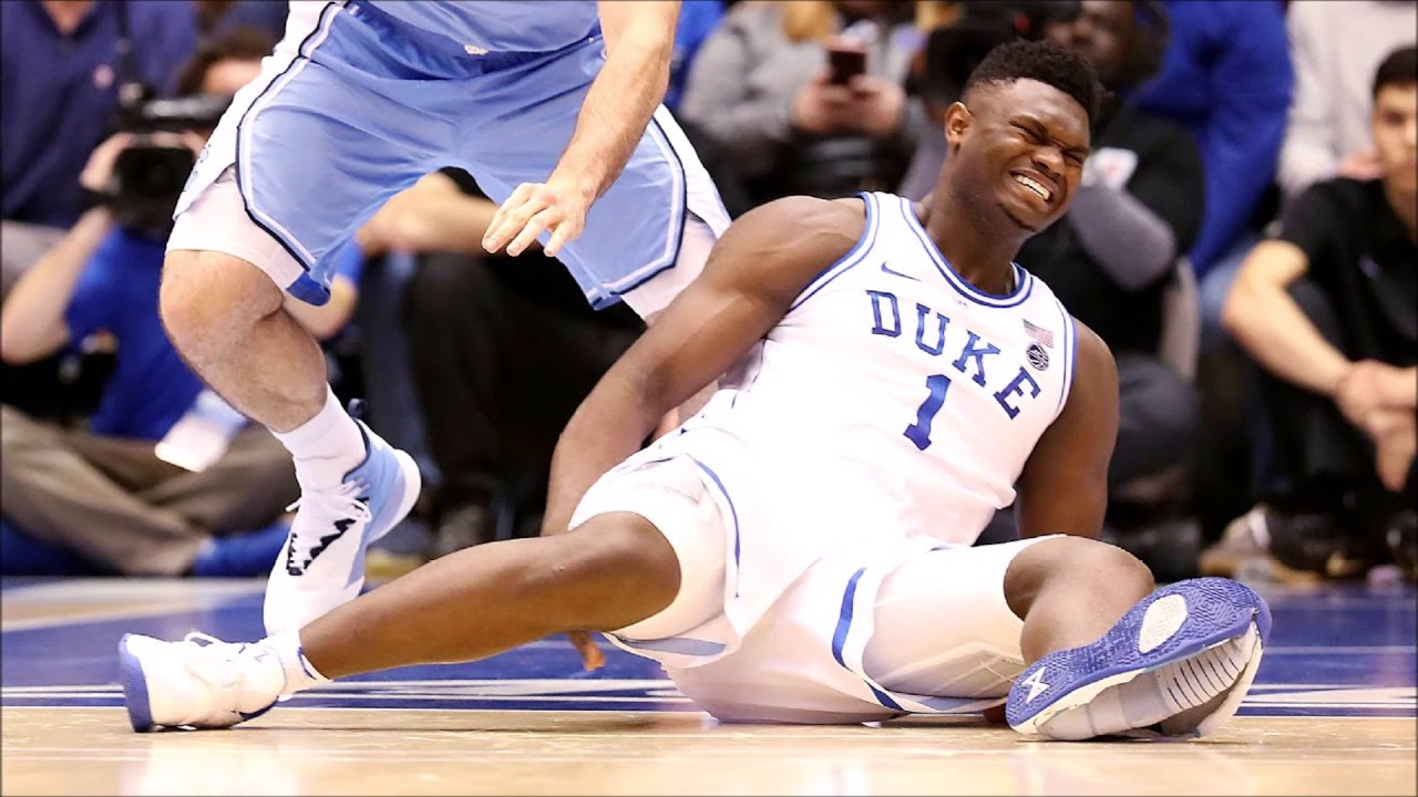 Nike Vows To Get To The Bottom Of Zion Williamson's Shoe Malfunction